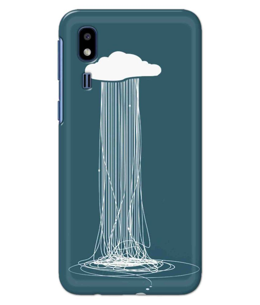 Samsung Galaxy A2 Core Printed Cover By UnboxJoy Gifts