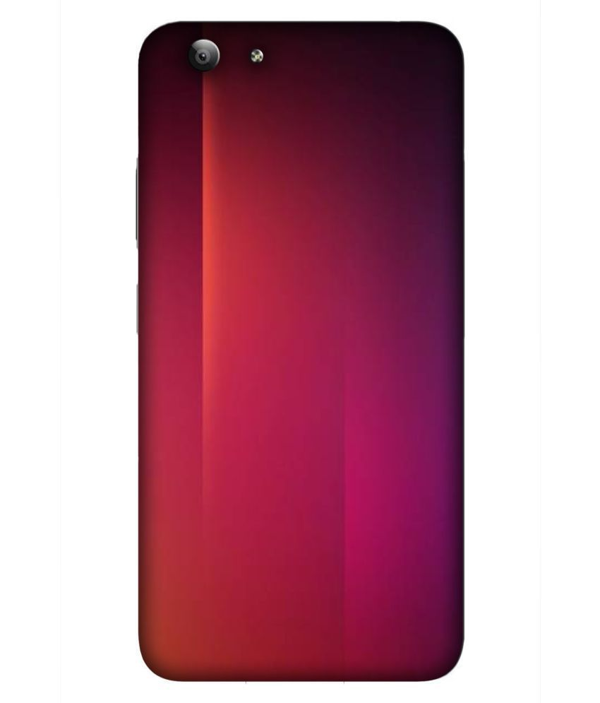 Vivo Y53i 3D Back Covers By DoubleF