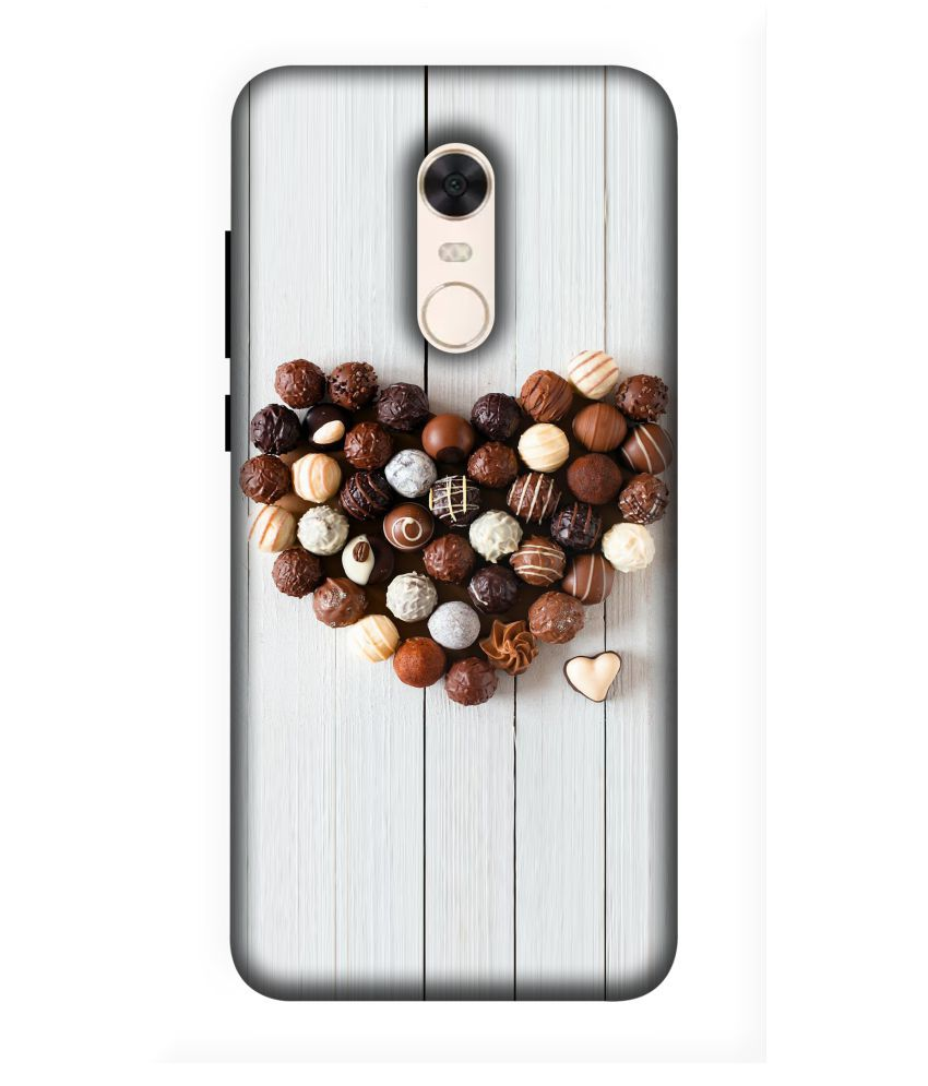 Xiaomi Redmi Note 5 3D Back Covers By DoubleF
