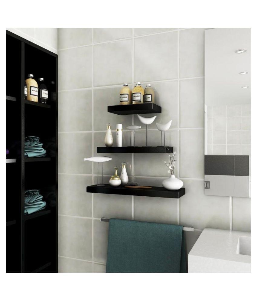 Stylish 3 Flat Wall Shelf-ws27