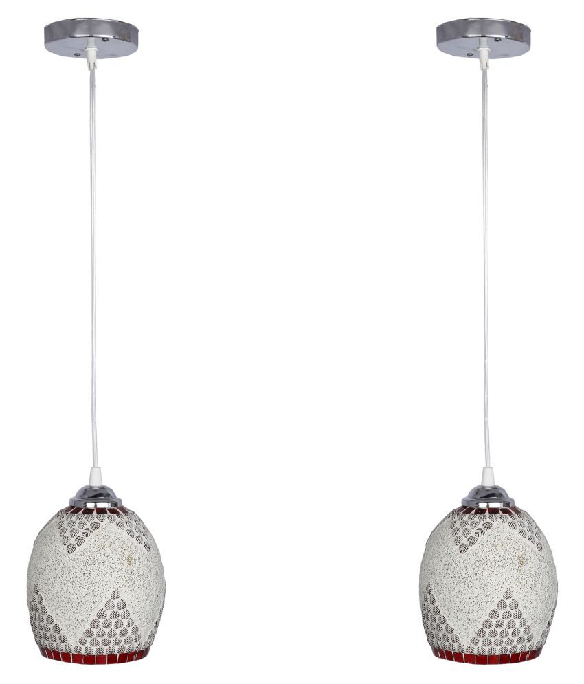 AFAST 7W Round Ceiling Light 90 cms. - Pack of 2