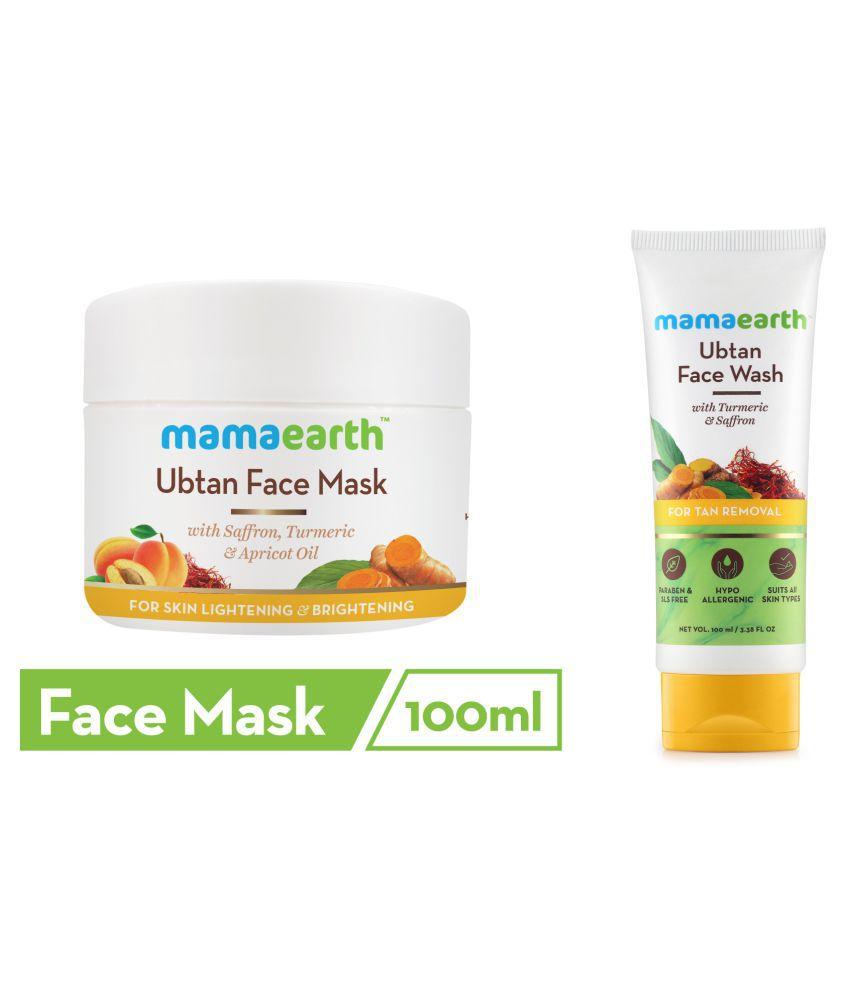 Mamaearth Facial Kit 200 g Pack of 2