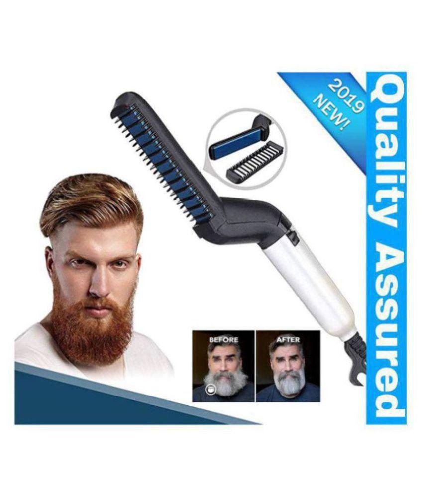 NANDKUVAR Beard Modelling Comb ( MULTI )