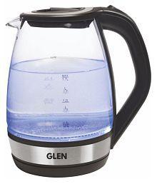 Glen 9012N 1.7 Liter 2000 Watt Glass Electric Kettle
