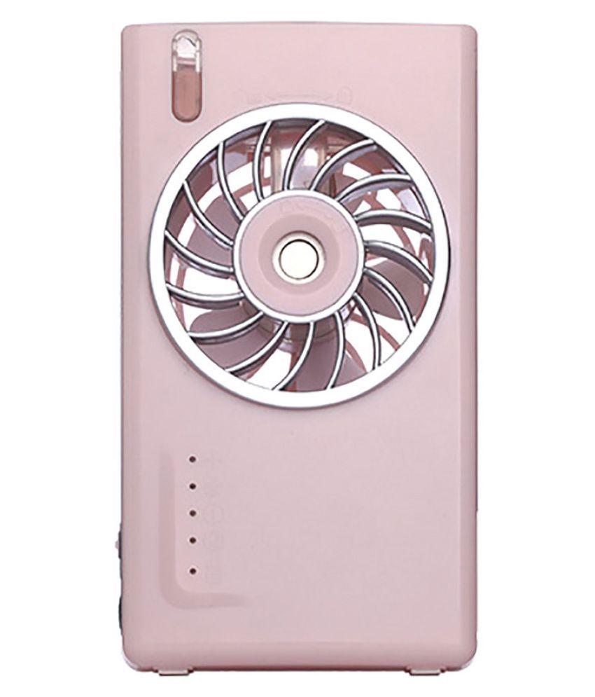 Fashion Mini Portable USB Camera Spray Beauty Fan