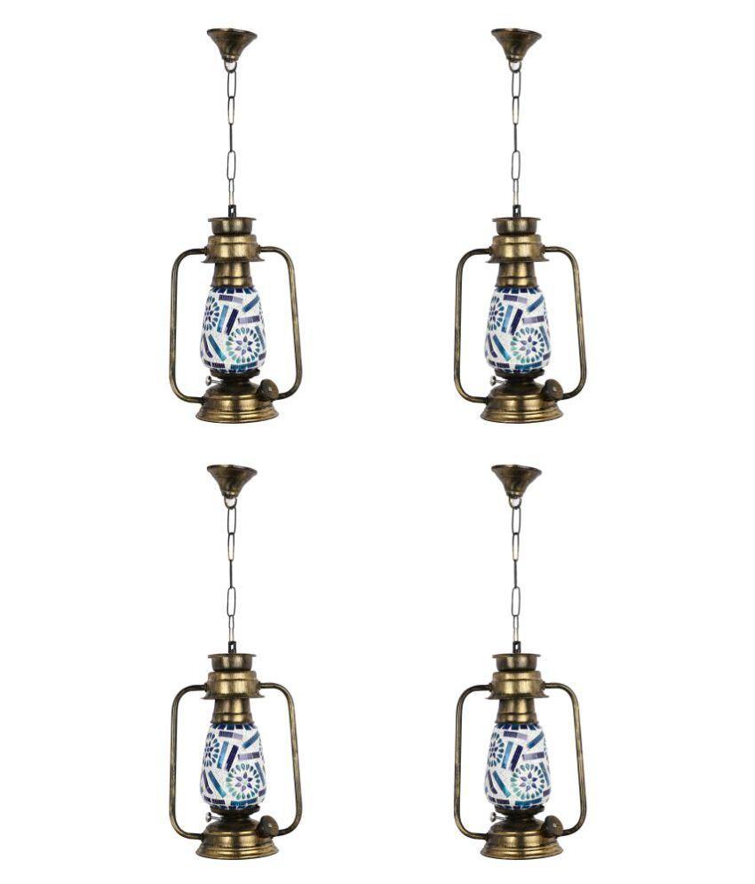 AFAST Decorative Lantern  Hanging Lanterns 75 - Pack of 4