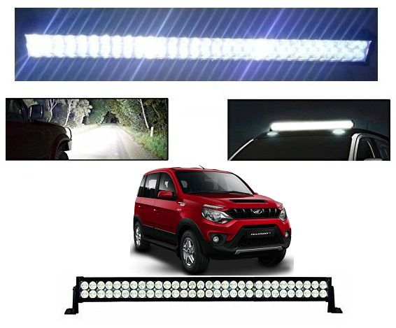 Trigcars Mahindra Nuvasport Bar Light Fog Light 51Inch 120Watt