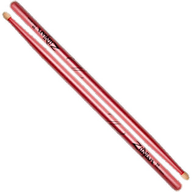 Zildjian Z5ACP Chroma Pink Drum Sticks