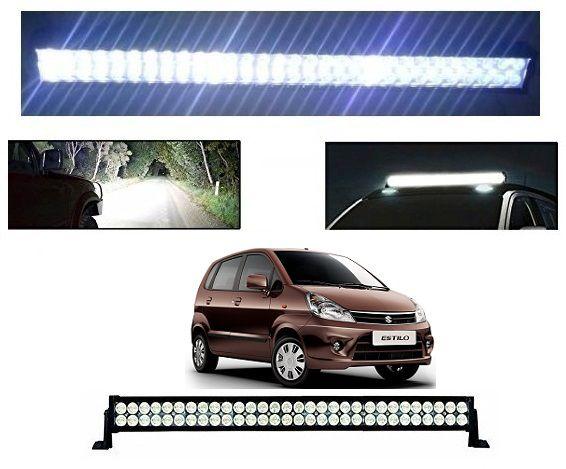 Trigcars Maruti Suzuki Zen Estilo Bar Light Fog Light 51Inch 120Watt