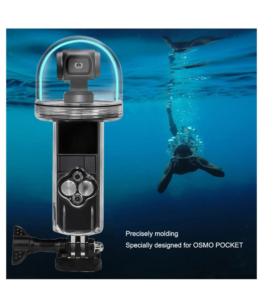 For DJI Osmo Pocket Sports Camera Waterproof Housing Case Shell Diving 60m
