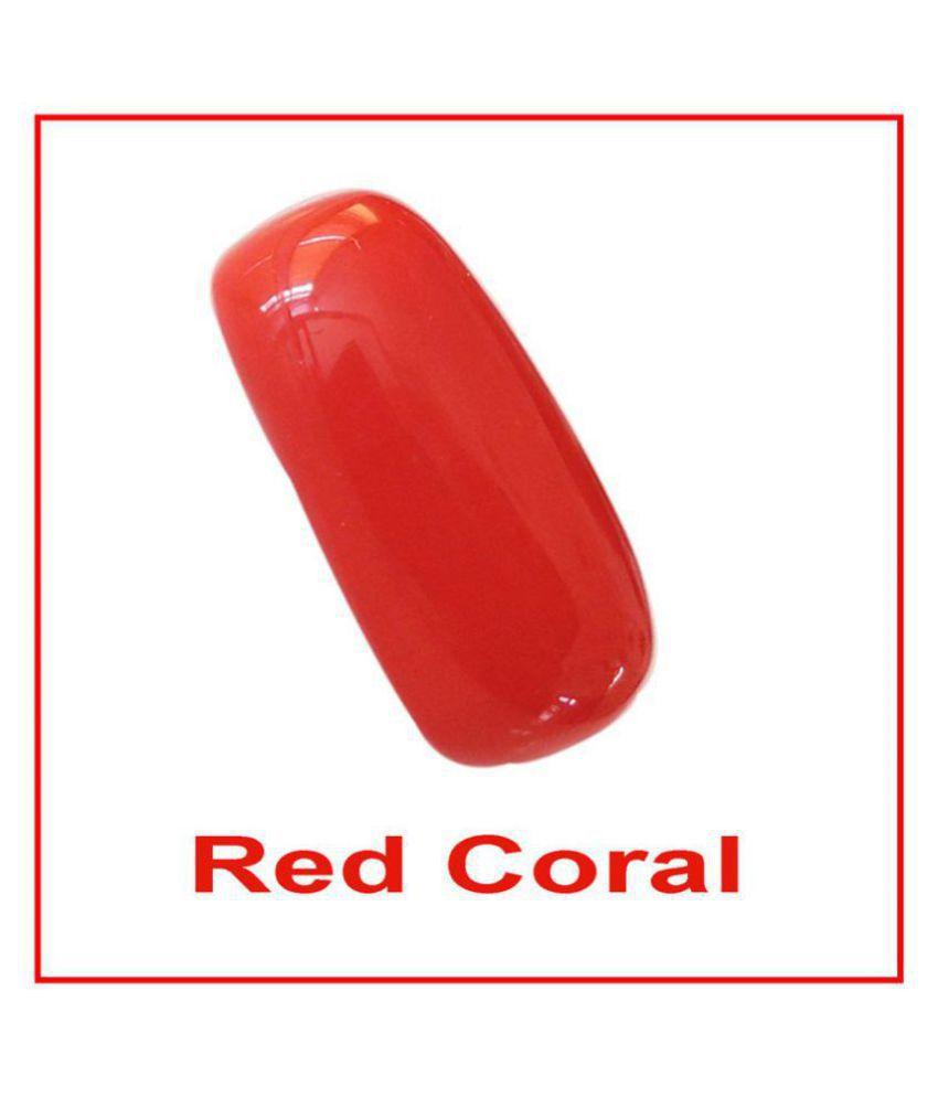 Maya Gems/12 Ratti Red Coral Moonga Gemstone