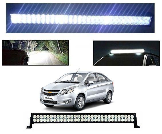 Trigcars Chevrolet Sail Bar Light Fog Light 51Inch 120Watt