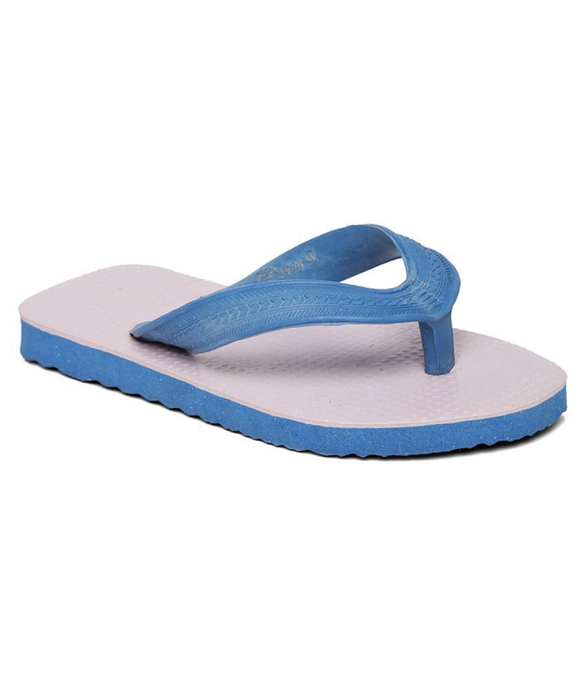 Paragon Kids Blue Flip-Flops Slippers