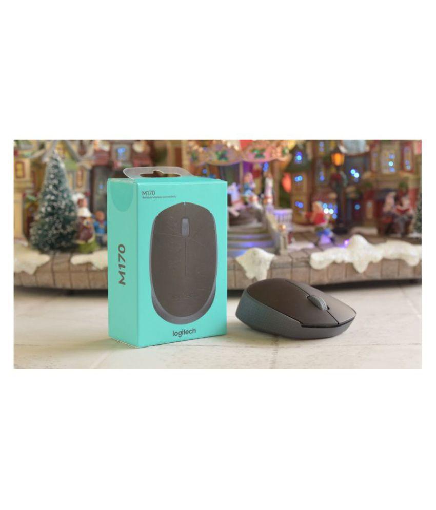 Logitech Logitech M170 Optical Mouse ( Wireless )