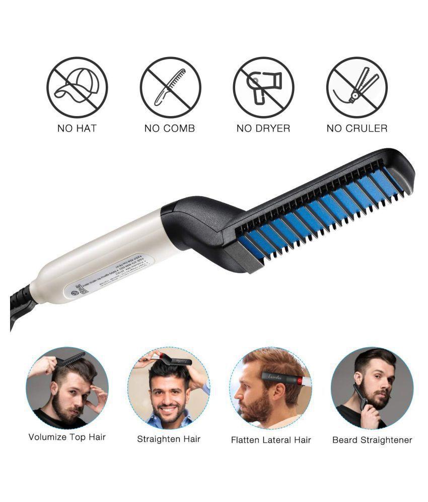 ZURU BUNCH Quick Hair Comb Hair Straightener ( Multicolor )