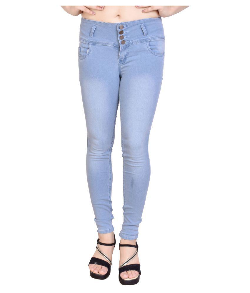 FERAL Denim Jeans - Navy