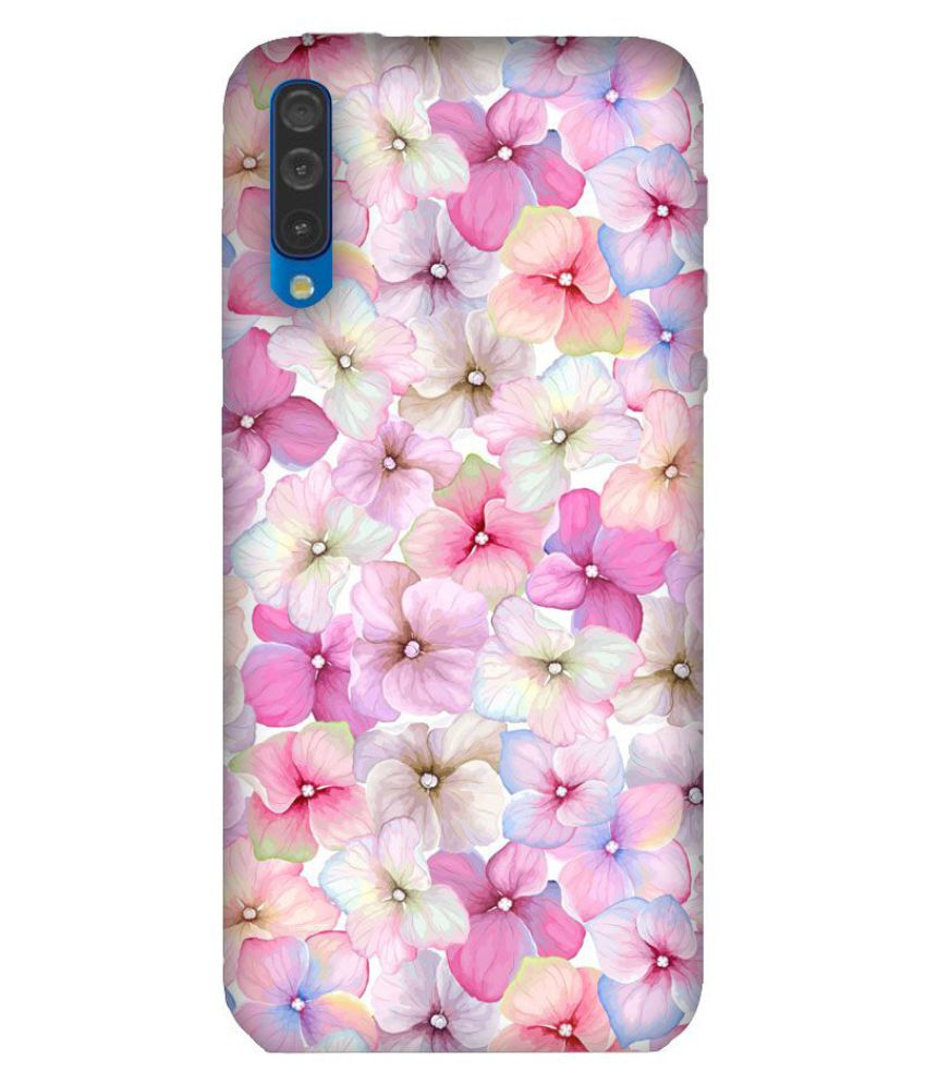 Samsung Galaxy A50s Printed Cover By Emble