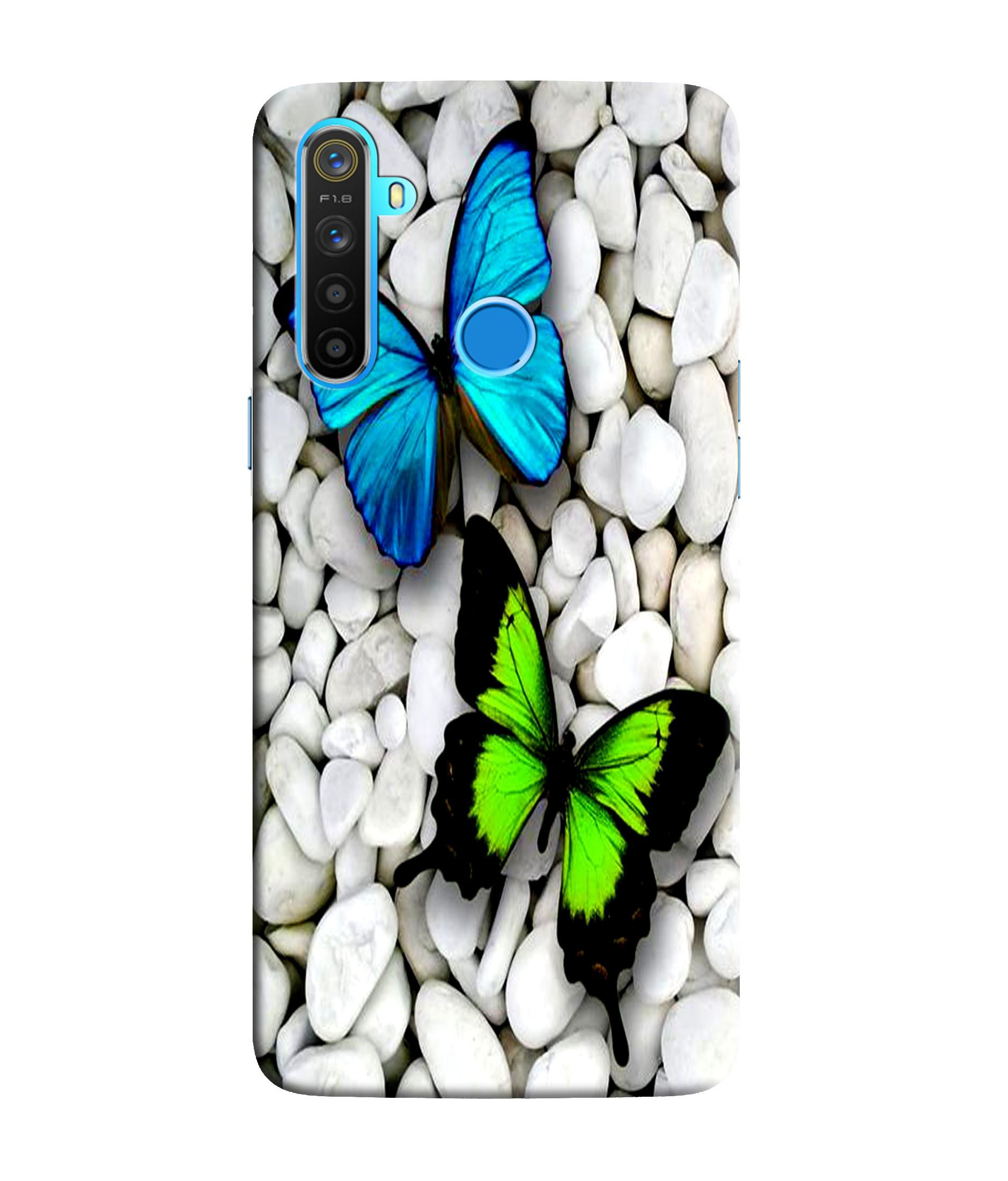 Realme 5 Printed Cover By HI5OUTLET