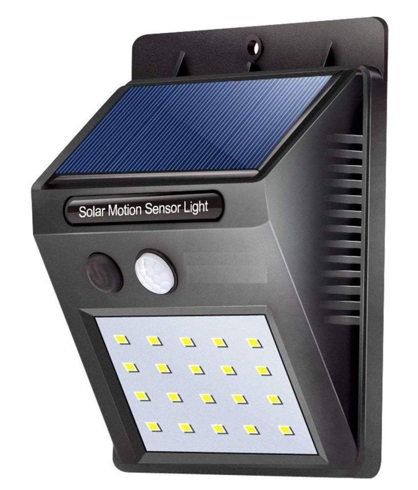 MadSan 3.5W Solar Emergency Light - Pack of 1