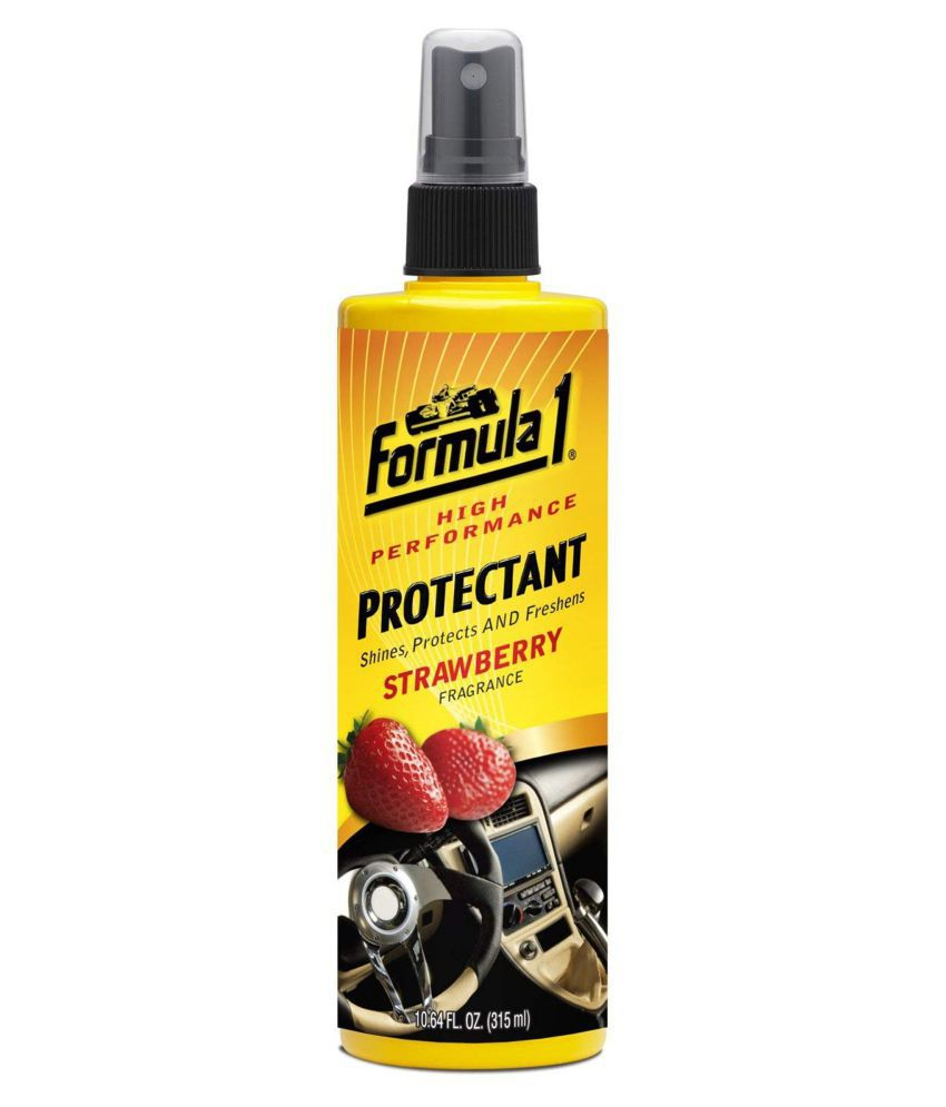 Formula1 Protectant Strawberry Fragrance, 315ml USA for All cars