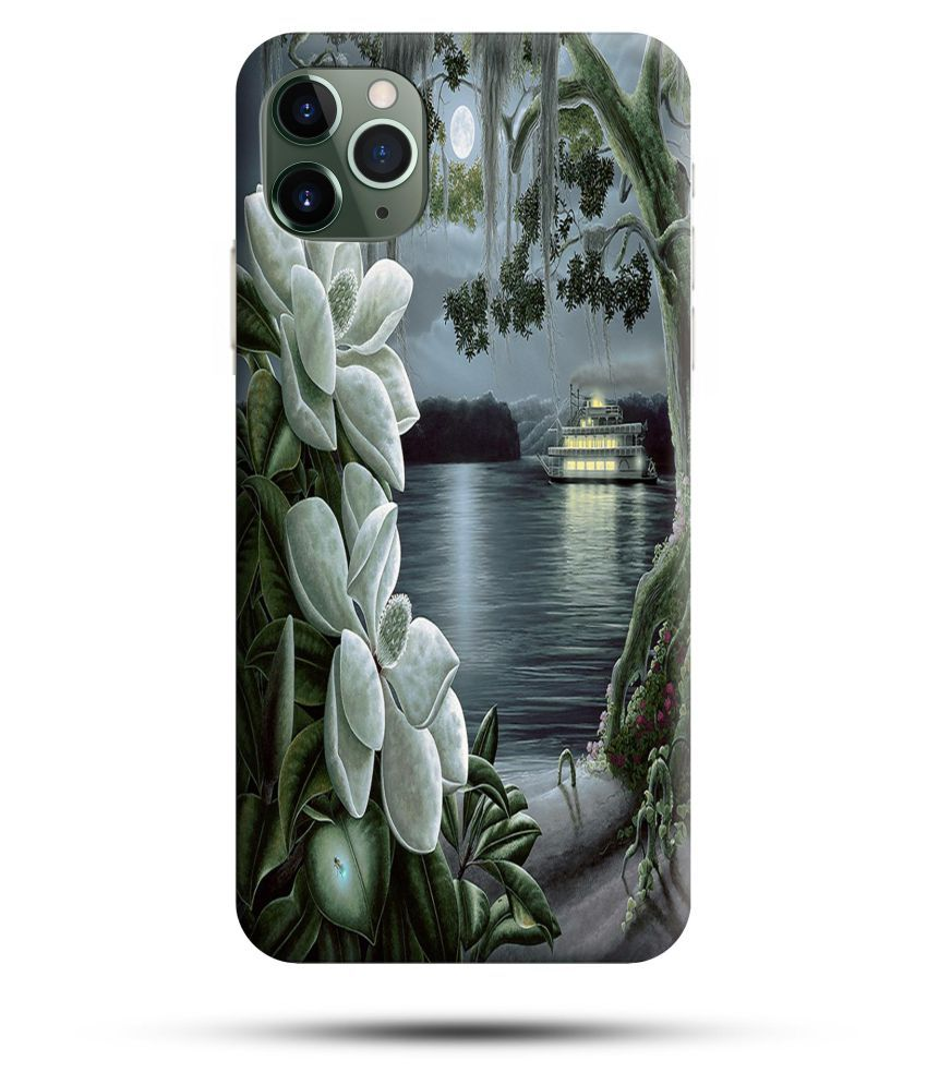 Apple iPhone 11 Pro Max Printed Cover By HI5OUTLET