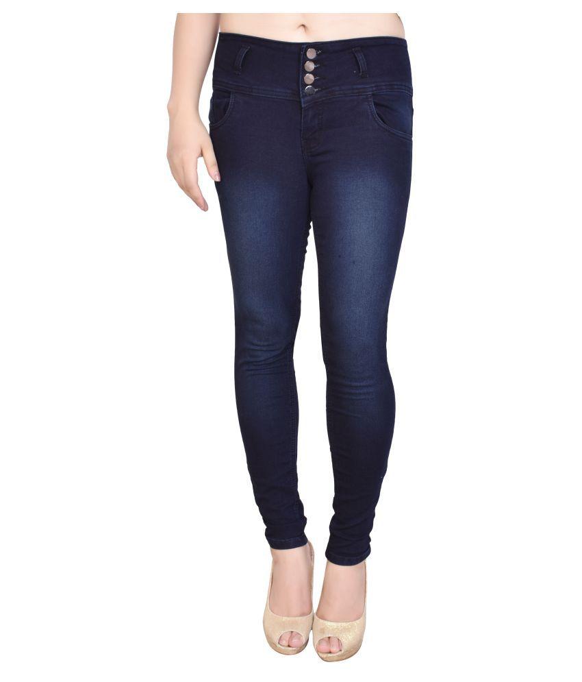 FERAL Denim Jeans - Blue