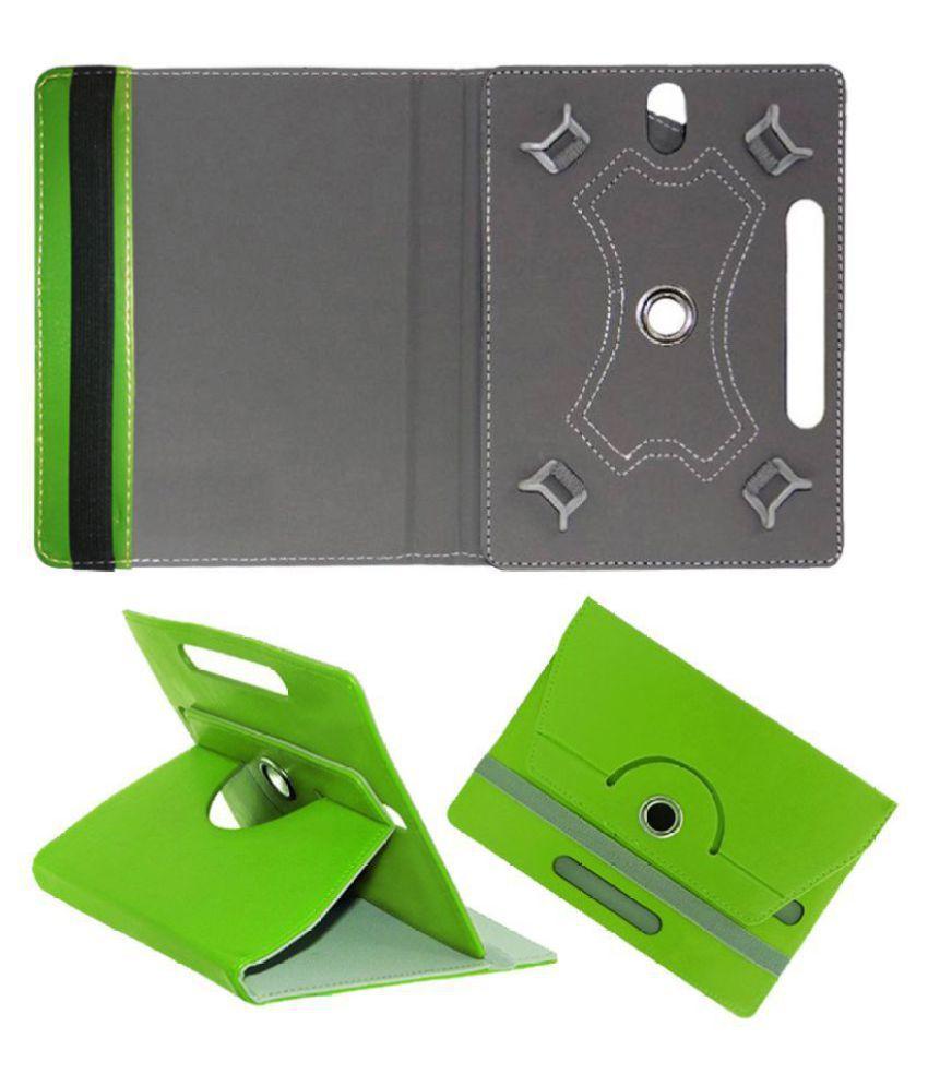 Byju Learning Tab 10 Inch Flip Cover By Cutesy Green