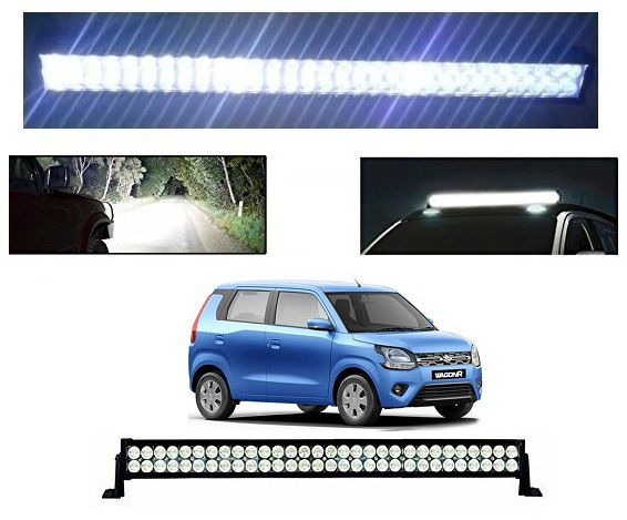 Neeb Traders Maruti Suzuki WagonR 2019 New Bar Light Fog Light 51Inch 120Watt