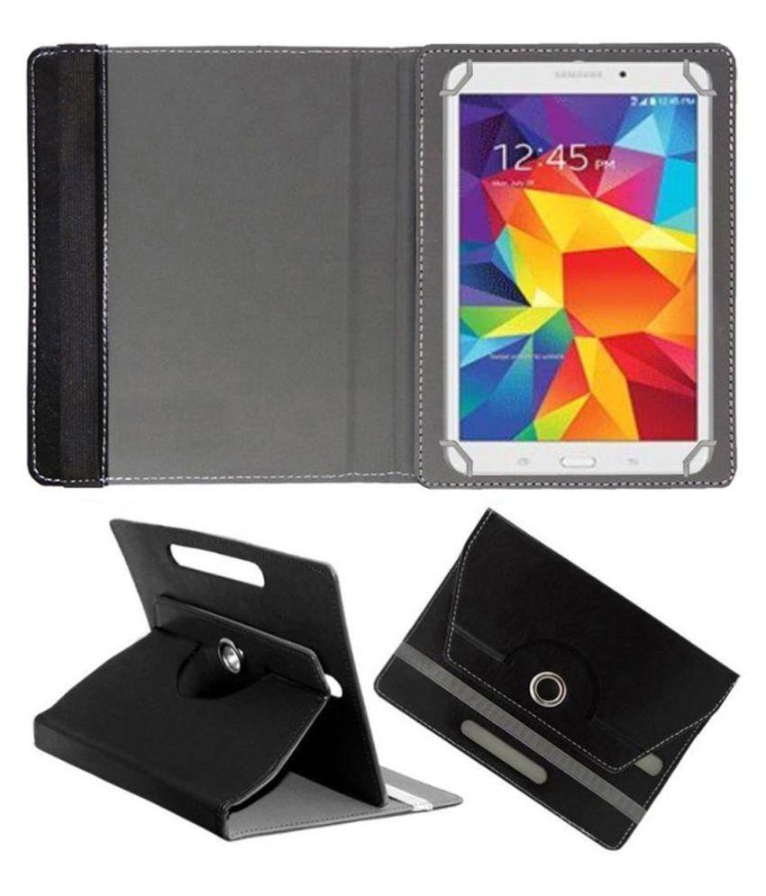 Samsung Galaxy Tab A 9.7 T555 Flip Cover By FASTWAY Black