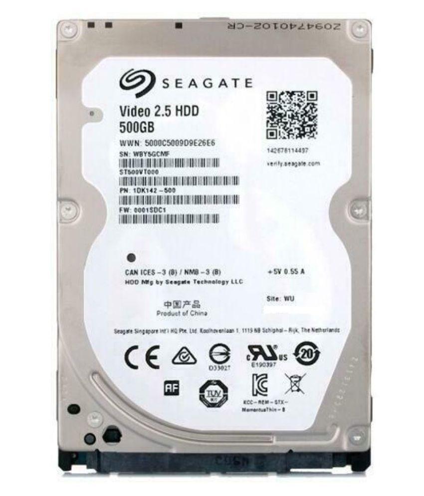 LAPTOP ST500VT000 500 GB Internal Hard Drive Internal Hard drive