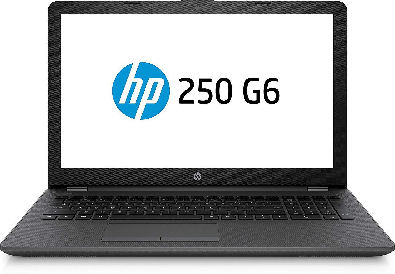HP 2RC10PA 250 G6 (Intel Core i5-7200U 7th Gen 2.50 GHz/4GB/1TB/2GB Graphics/DOS), Black, 15.6-inch Notebook