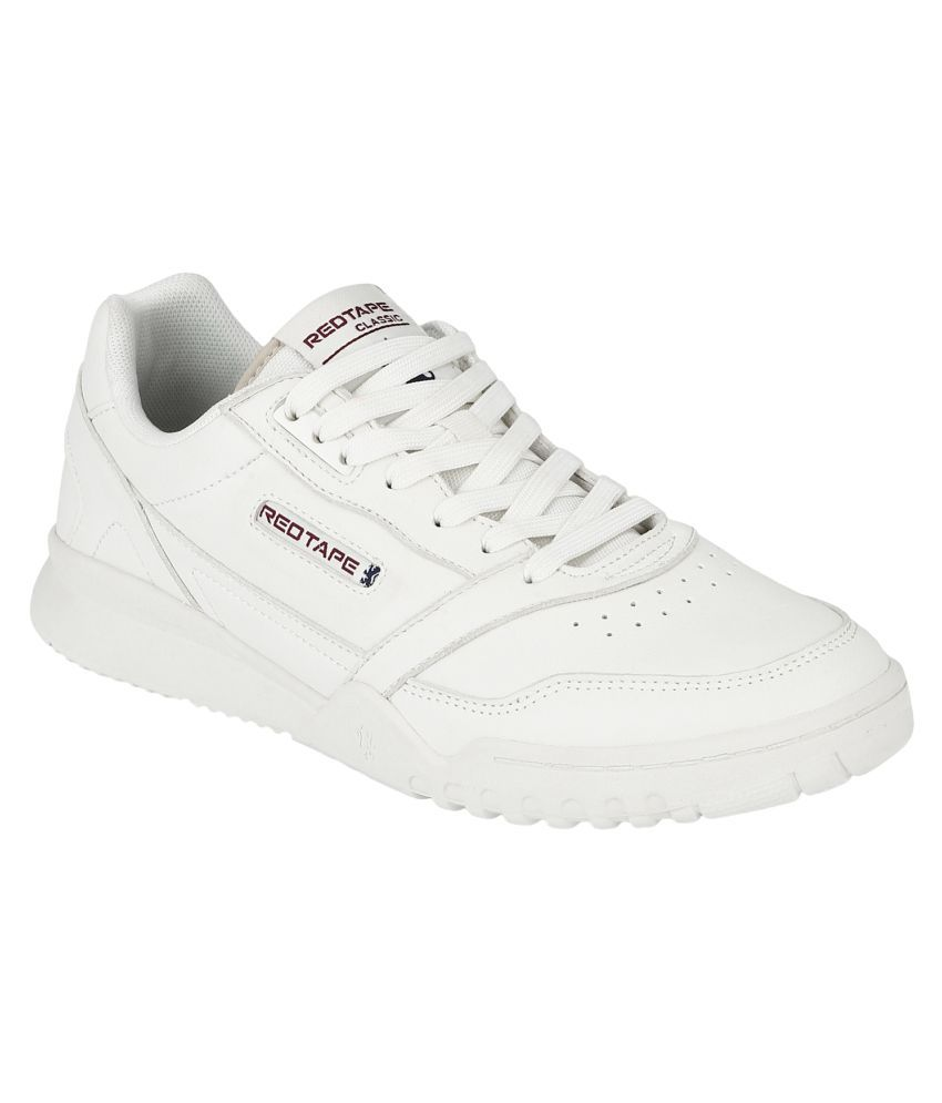Red Tape Sneakers White Casual Shoes