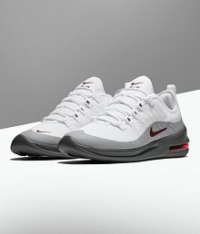 Nike AIR MAX AXIS White Running Shoes