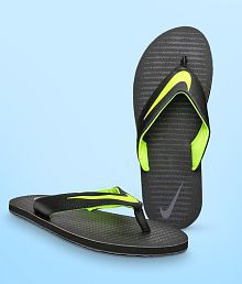 Nike Black Thong Flip Flop