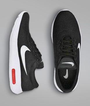 Ethics Black Running Shoes - Buy Ethics