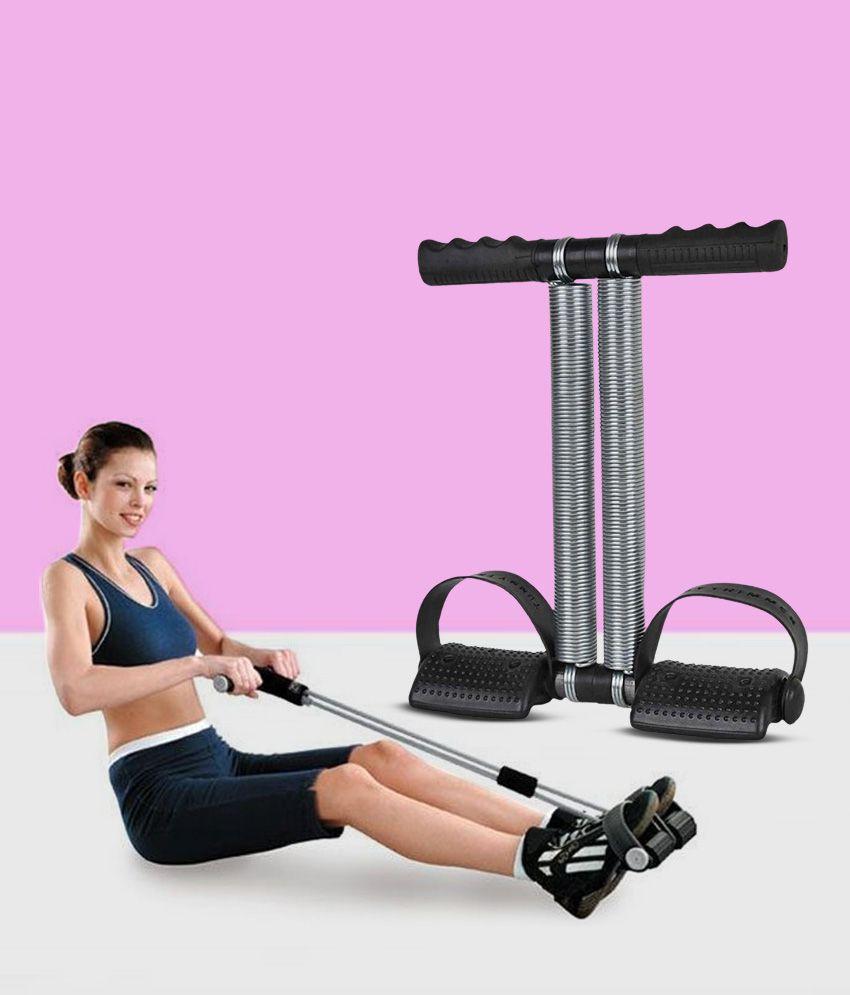 SRJL #039;s Double Spring Health Care Tummy Trimmer Ab Exerciser