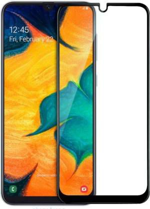 Samsung Galaxy M30s Tempered Glass Screen Guard By lenmax Japanese Advance Technology