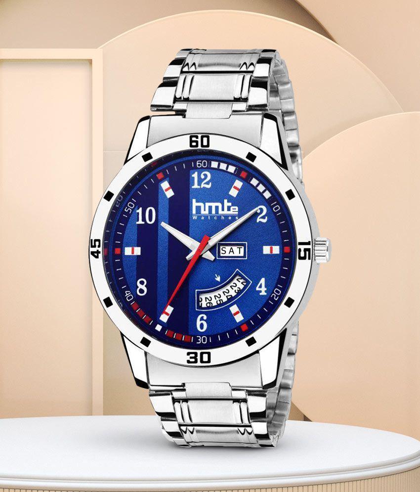 HMTe HM-9072 Metal Analog Men's Watch