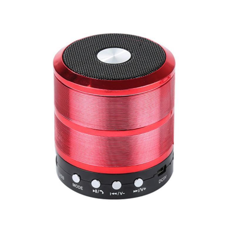 Icase WS-887 BT PINK ( Wireless )