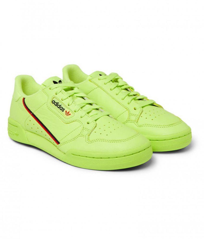 Adidas Continental 80 volt Green