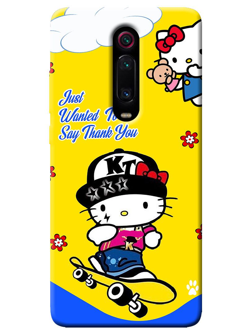 Xiaomi Redmi K20 Printed Cover By Frogbull Exclusive Designer Premium Soft Back Cover