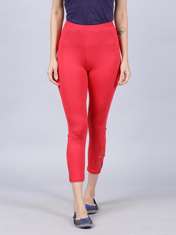 V2 Retail Cotton Single Leggings