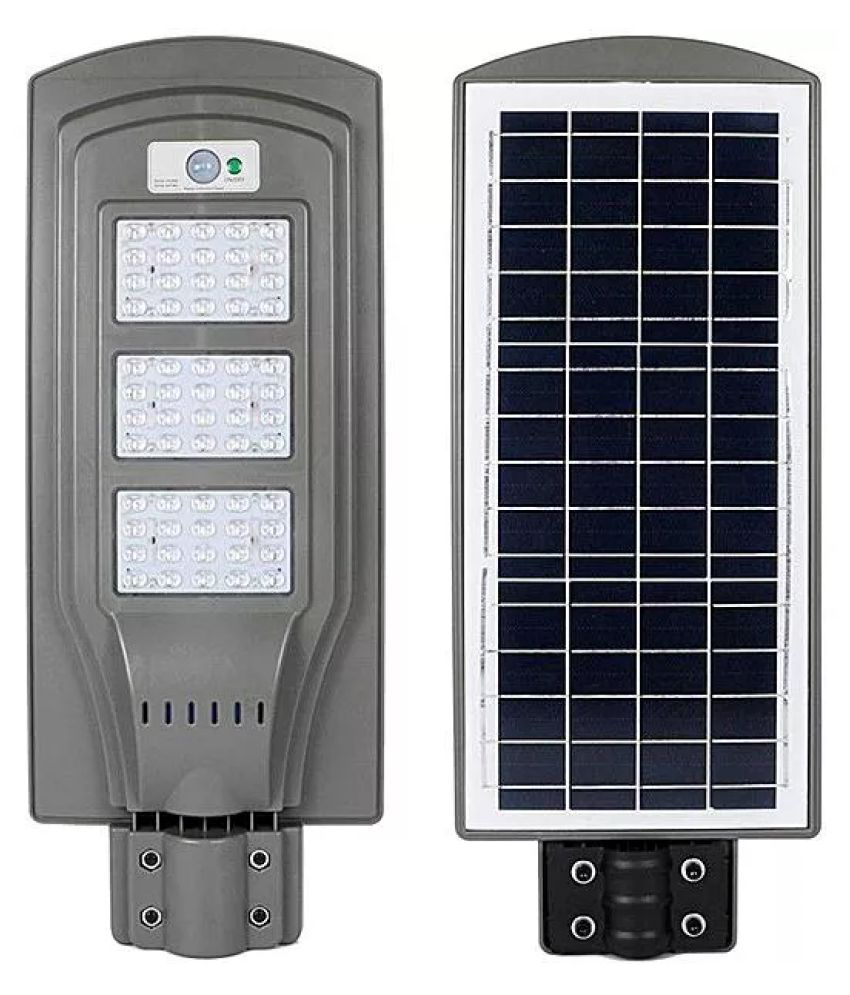 FORTUNE Above 50W Solar Street Light - Pack of 5