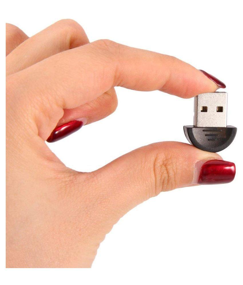 Tiny Bluetooth USB 2.0 Dongle Adapter PC Laptop EDR Dongle Wireless