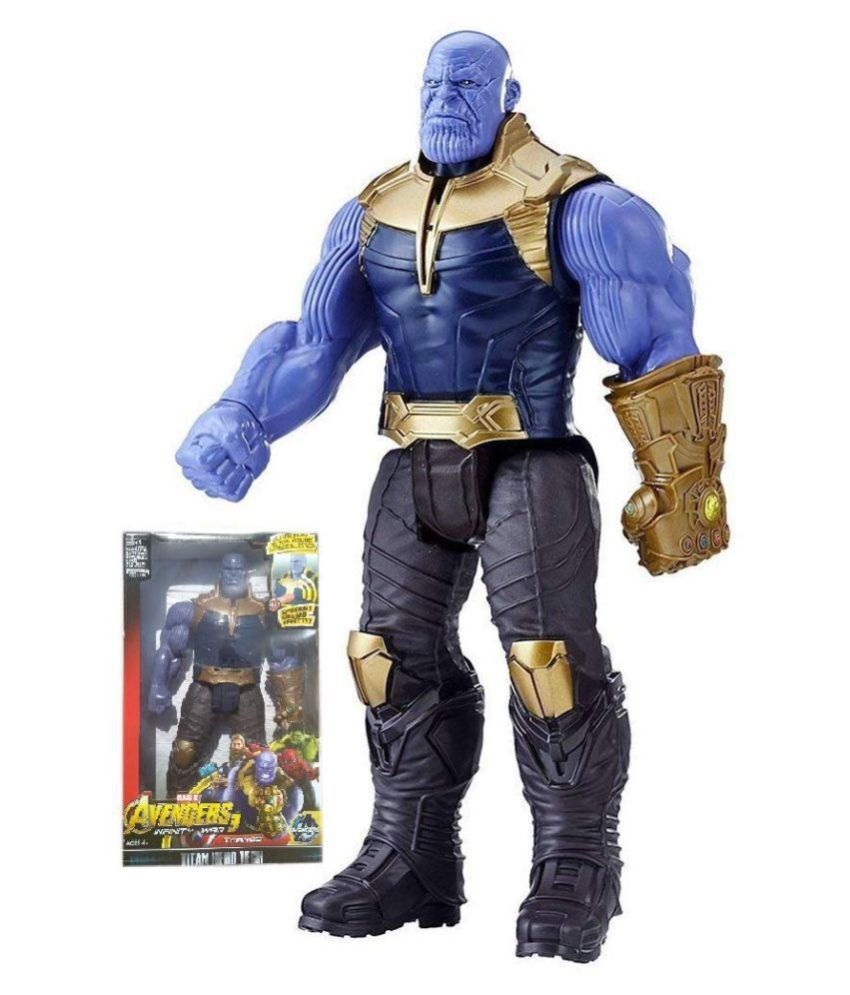Avengers End Game Action Figure Toy's With Sound - Thanos