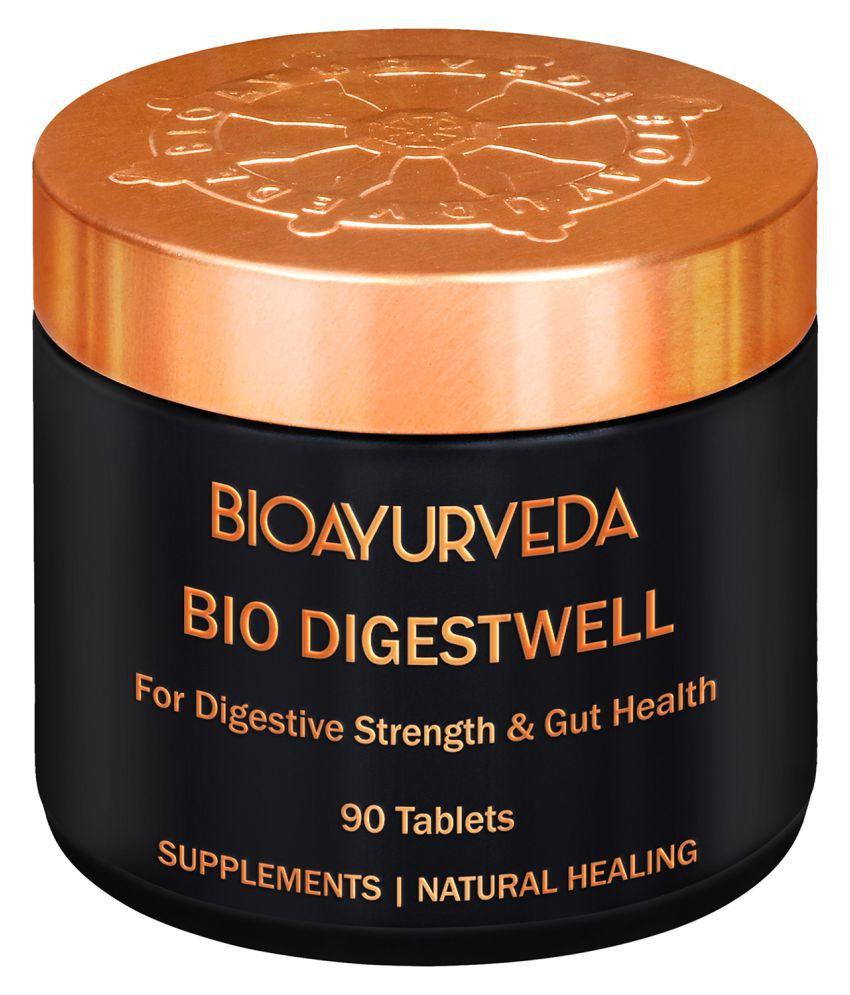 BioAyurveda Bio Digestwell Tablets 90 no.s