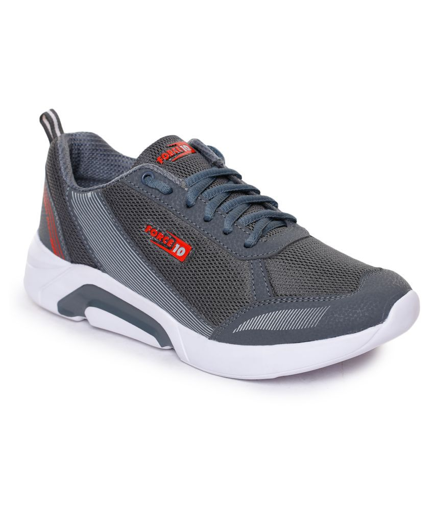 Liberty Gray Running Shoes