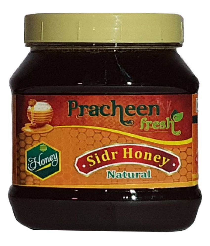 Pracheen Fresh Pure Sidr Sidr Honey Sidr 1 kg