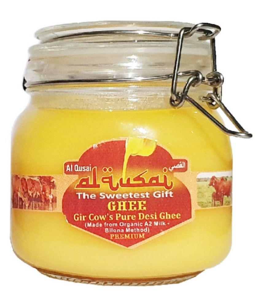 Al Qusai Gir Cow's Pure Desi Ghee 650 g
