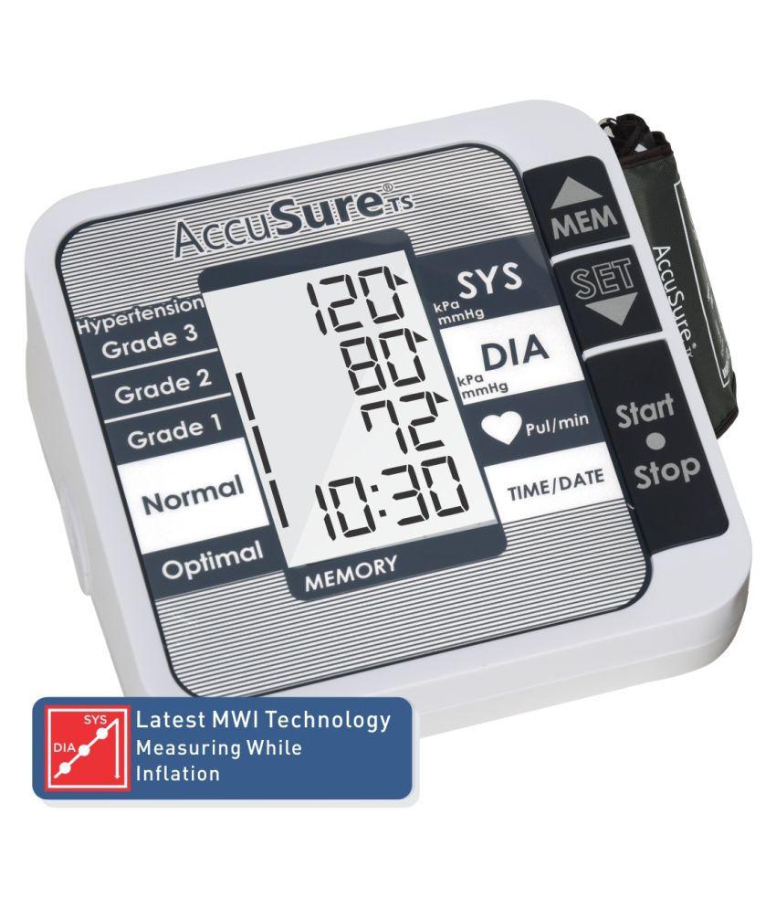 Accusure TS TS Blood Pressure Monitor